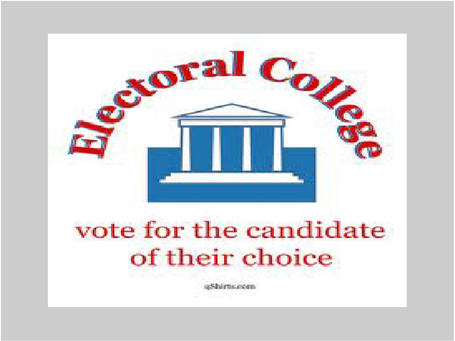 essays on the electoral college system An essay the electoral college system claims that the popularity of their vote may not be reflected in the outcome of who becomes the president.