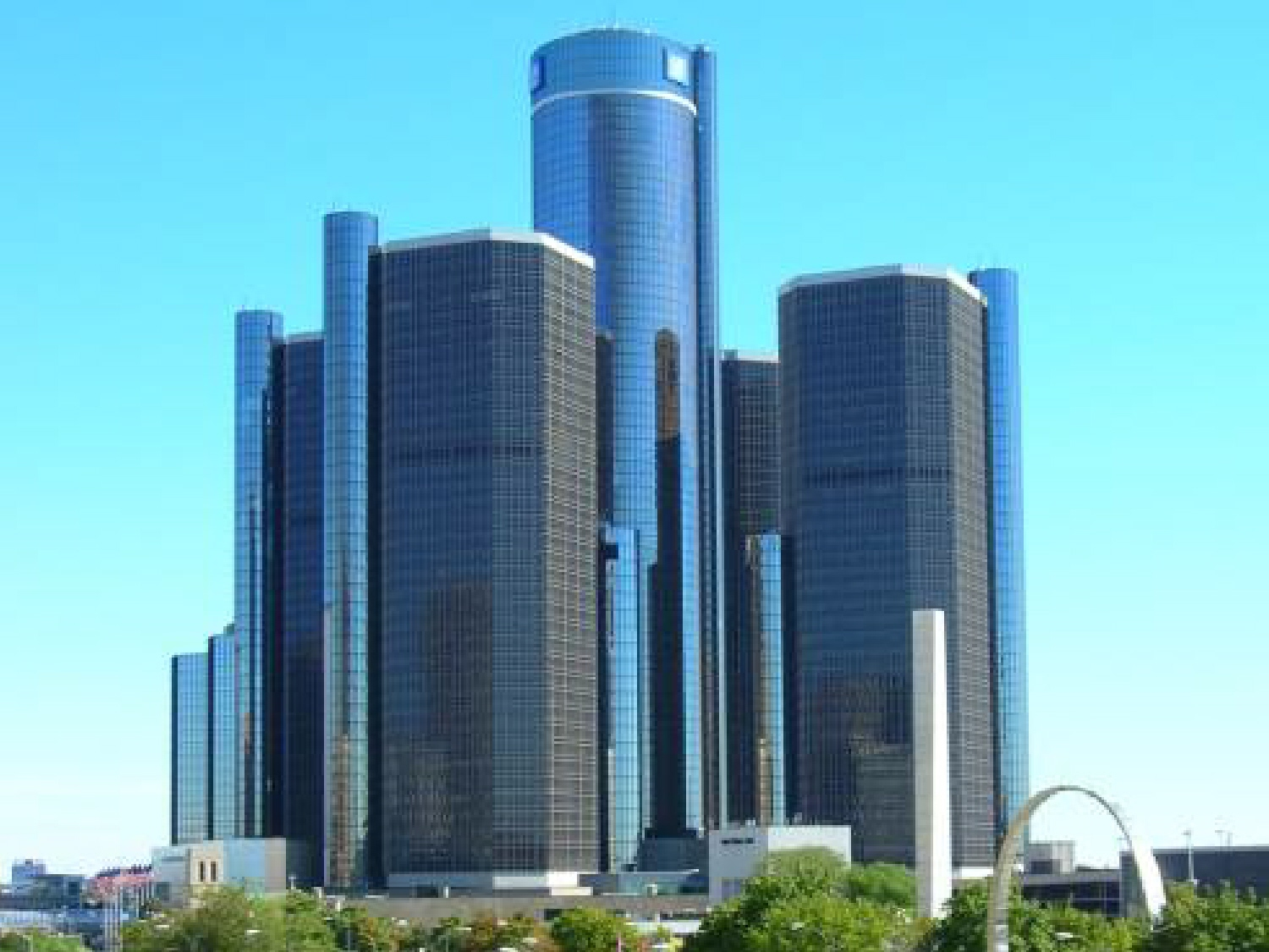 the haves vs the have nots pearlsofprofundity On general motors corporate headquarters