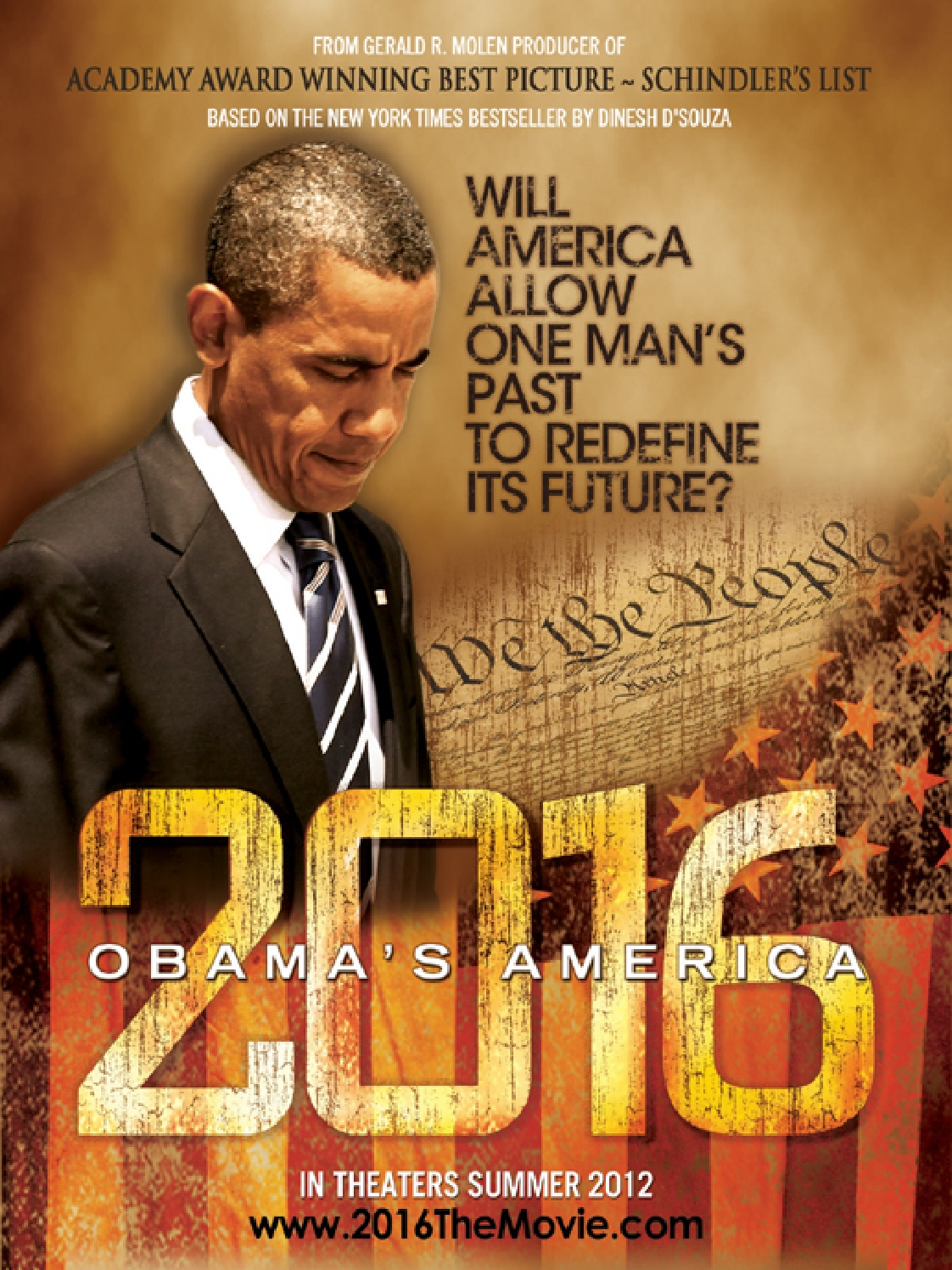 It American Teen Is: 2016 Obama's America, ..the Movie.