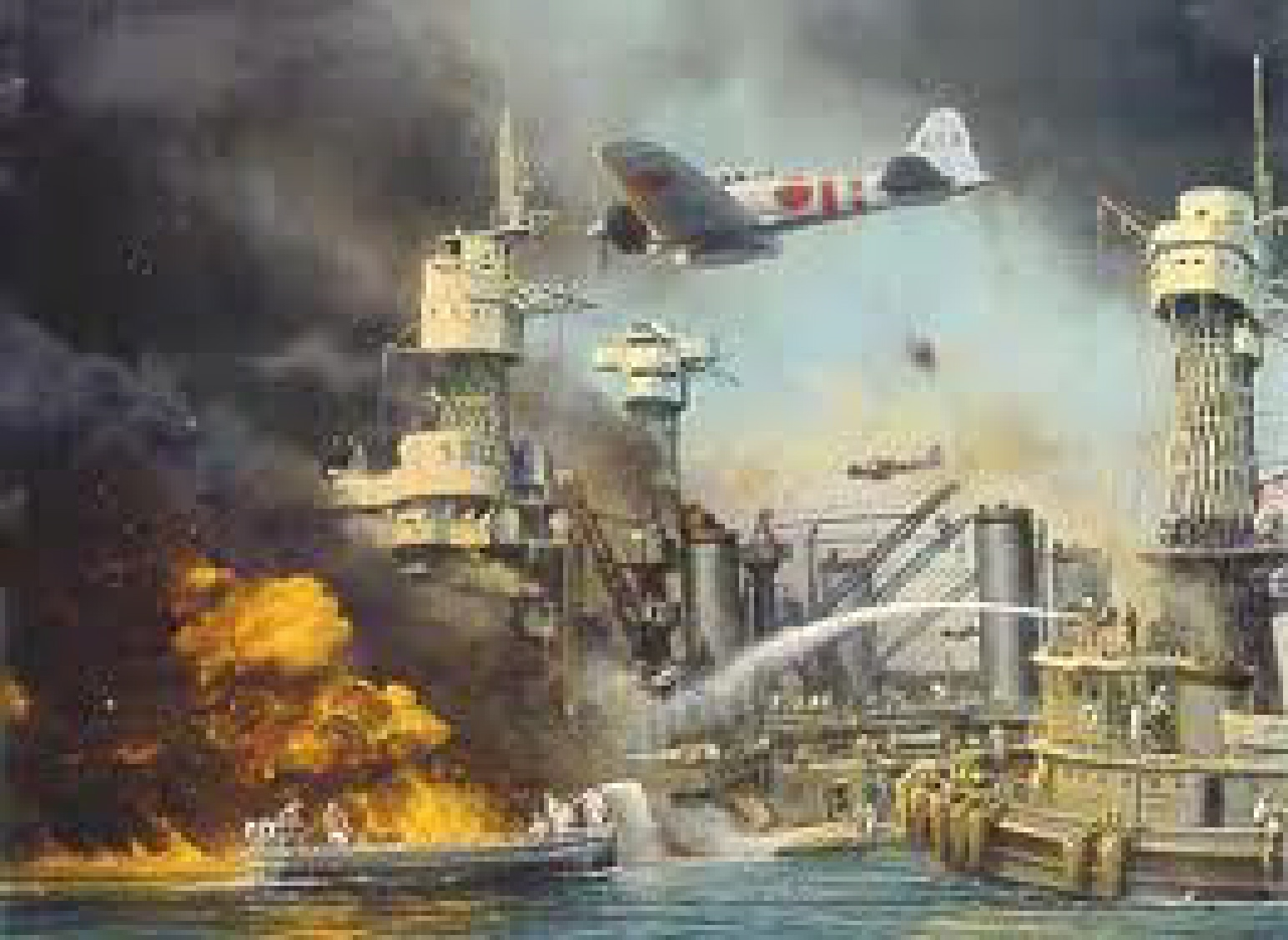 pearl harbor the attack On the morning of december 7, 1941, imperial japan launched a surprise attack on pearl harbor which left more than 2,400 american personnel dead in just 90 minutes of.