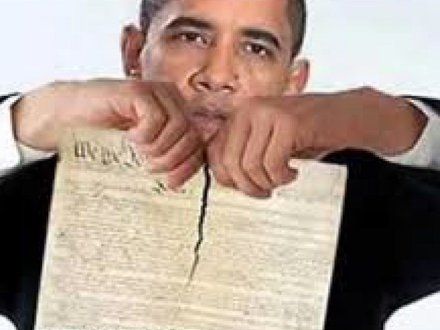 Obama wrippin the Constitution.1a jpg