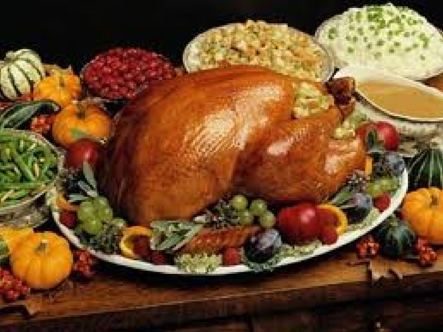 Foods You Eat On Thansgiving