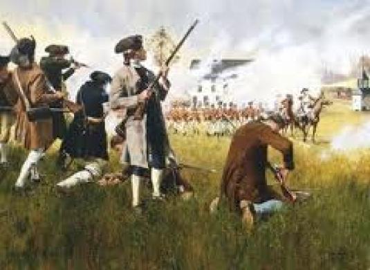 colonial Minutemen 1