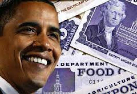 food stamps –  Obama