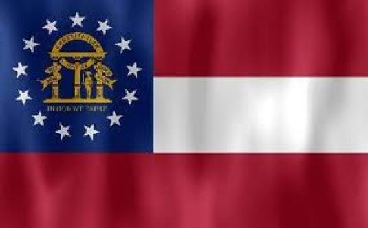 Georgia flag 2