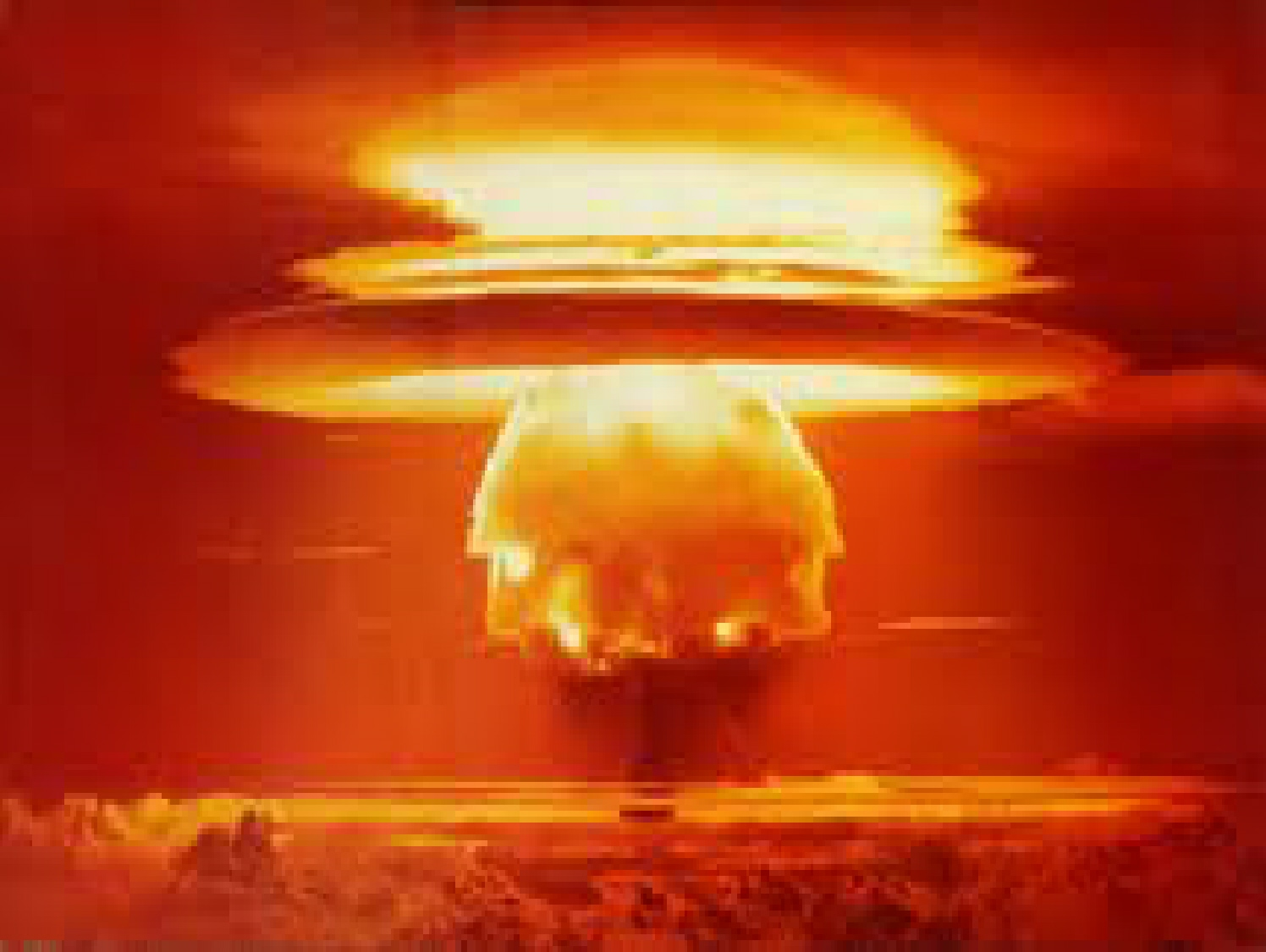 a look at the nuclear weapons and its destructive power Nuclear power: is it necessary in its attempts to harness the power of the atom, mankind has itself in the possession of weapons with unbelievable, destructive power.