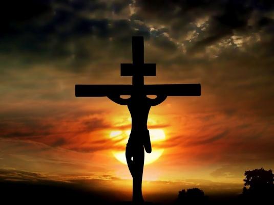 Jesus on the cross 2a