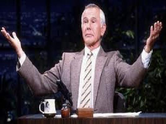 Johnny Carson show