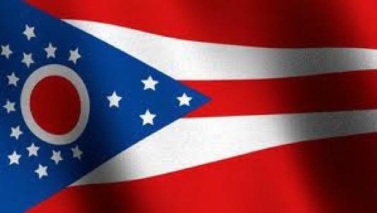 Ohio State flag 2