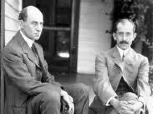 Orville and Wilbur Wright 2