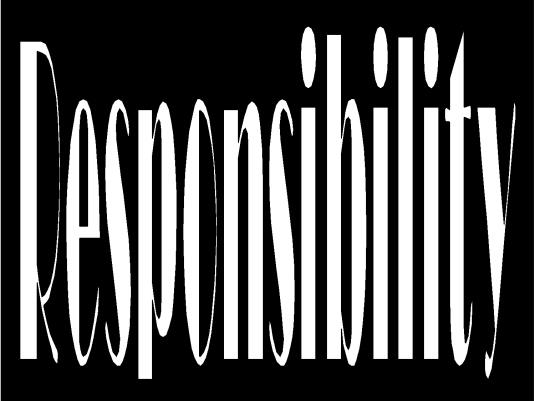 responsibility 1a