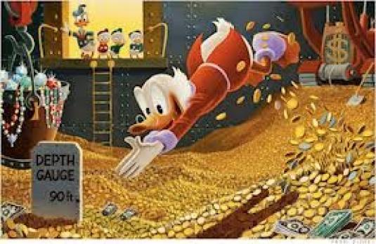 Scrooge McDuck 1