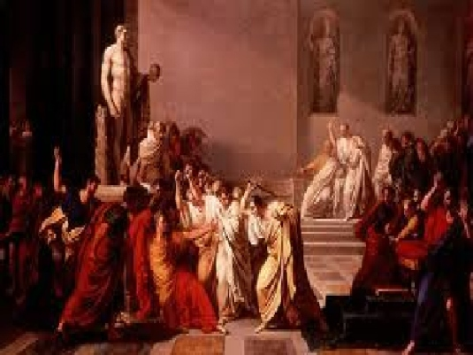 Shakespeare's Julius Caesar dea
