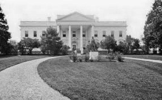 the White House circa 1860 (2)