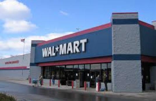 Walmart superstore 1