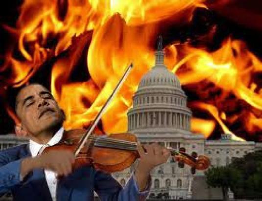Washington burning 2