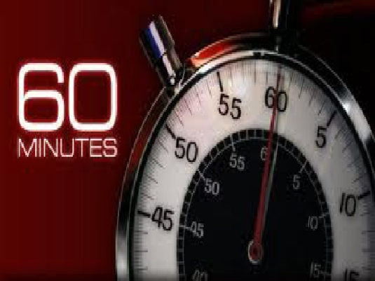 60 minutes logo 1