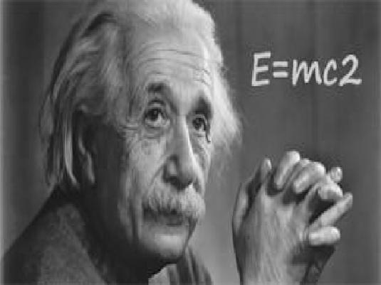 Albert Einstein - E=mc2 again