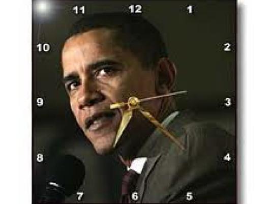 Barack clock 1
