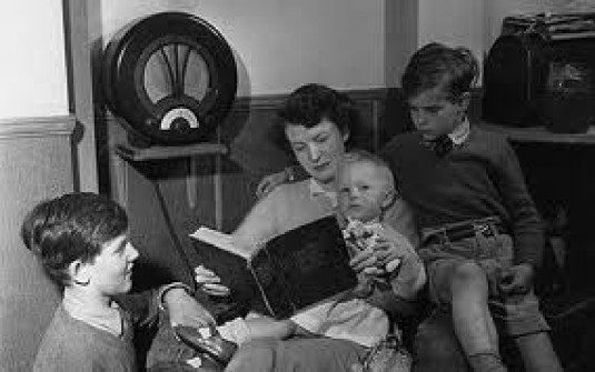 Before Television and Twitter 3