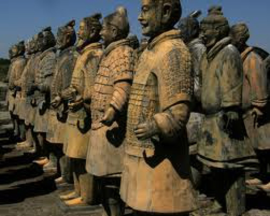China's terra-cotta Army 2