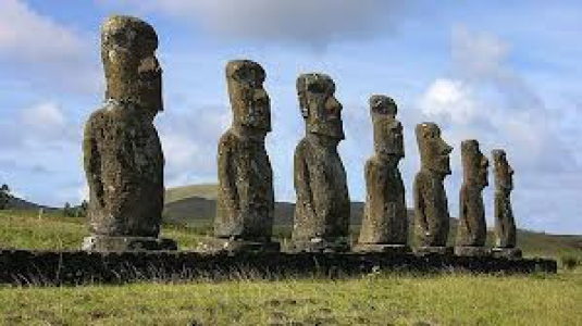 guardians of Easter Island