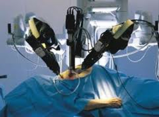 robot surgeon 1