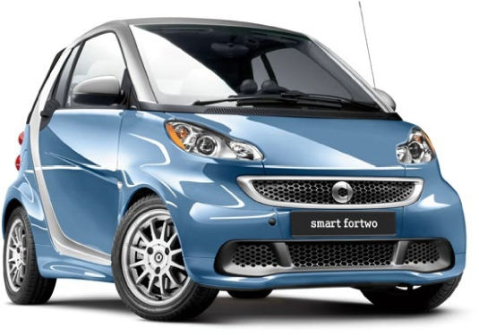 smart car for two 4