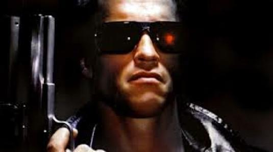 Terminator Schwarzenegger 1