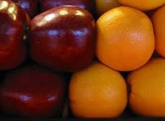 apples to oranges 2