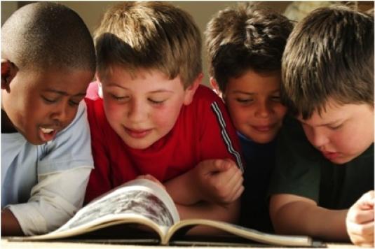 children reading 1