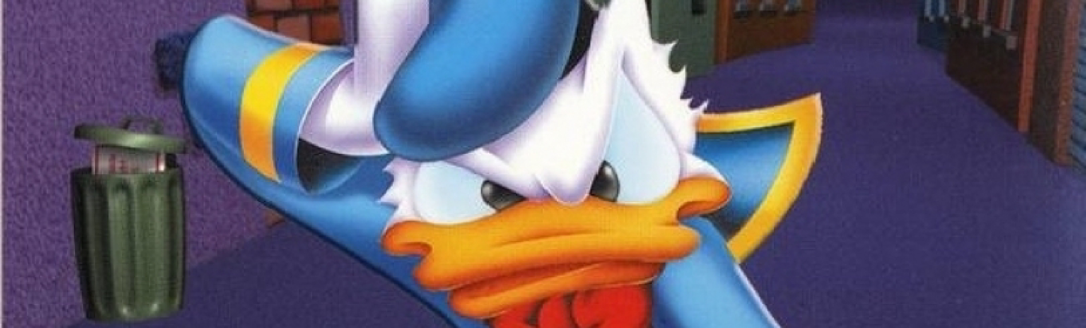 Donald duck sad face - photo#17
