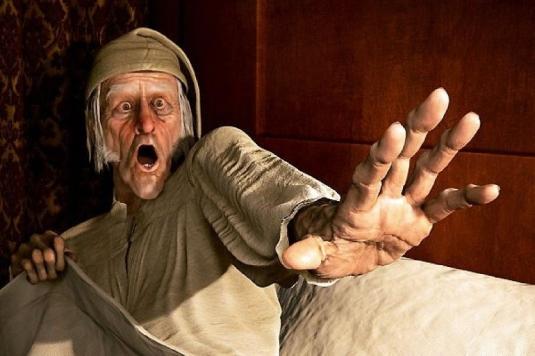Ebenezer Scrooge 1