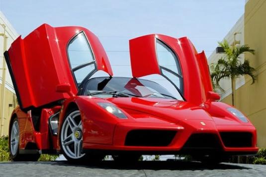 Enzo Ferrari 1