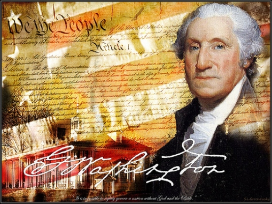 George Washington the father of