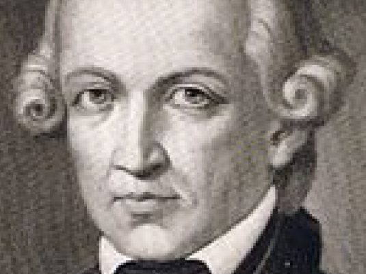 Immanuel Kant 1a