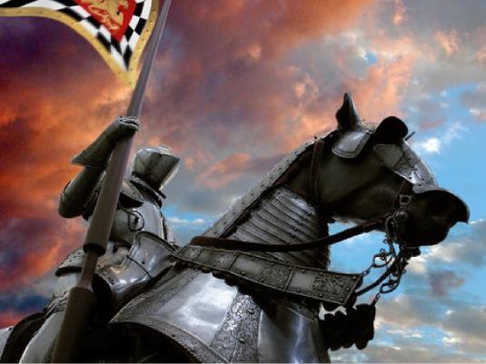 knight in shining armor 2