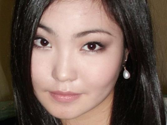 Mongoloid woman 1a
