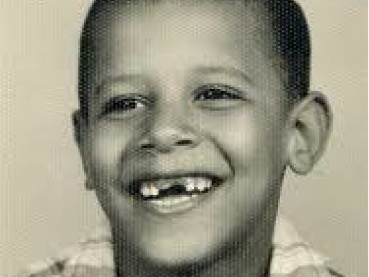 Obama the first child 1a
