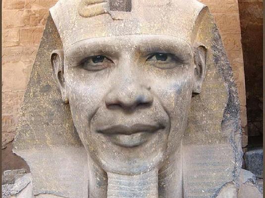Pharaoh Obama 4a