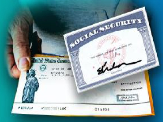 Social Security card 1a
