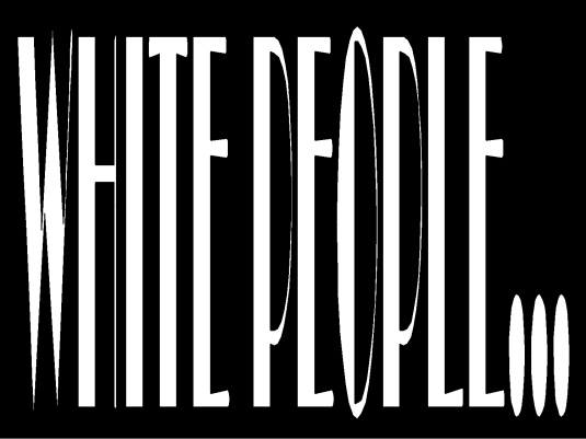 White People LOGO 1