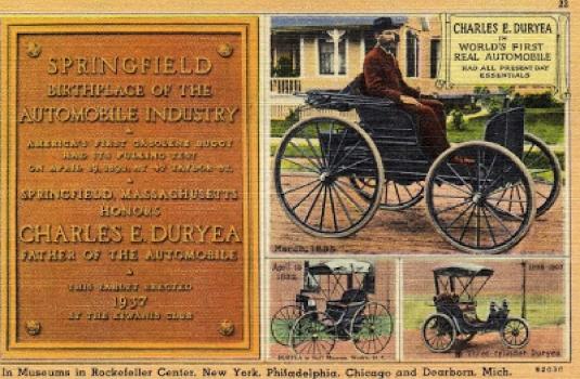 Duryea Motor Wagon