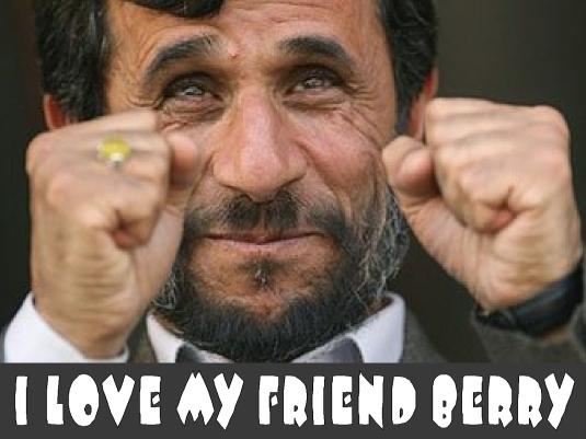 I love my friend Berry 1a