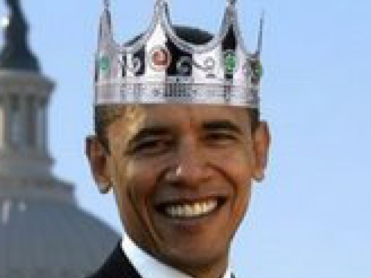 king Obama 3a