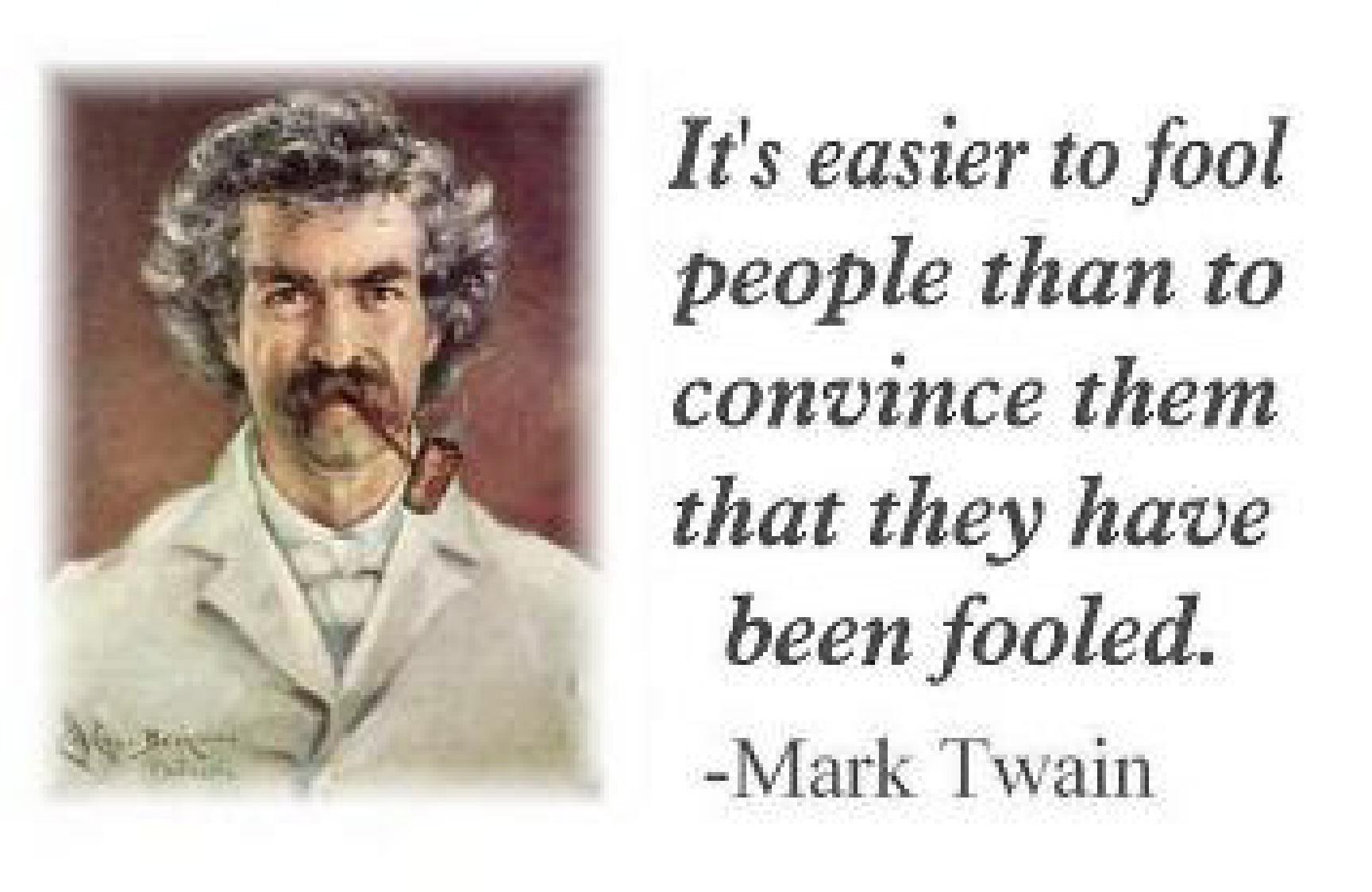 Mark Twain Quotes: Pearlsofprofundity