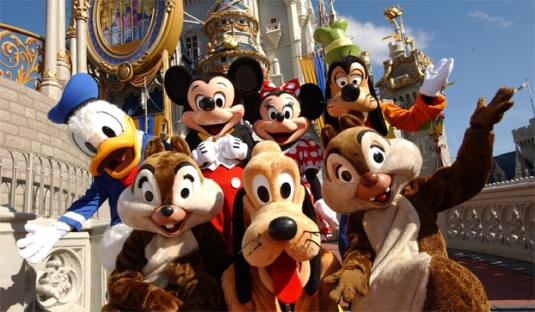 Mickey and friends 5