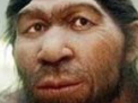Neanderthal man 1a