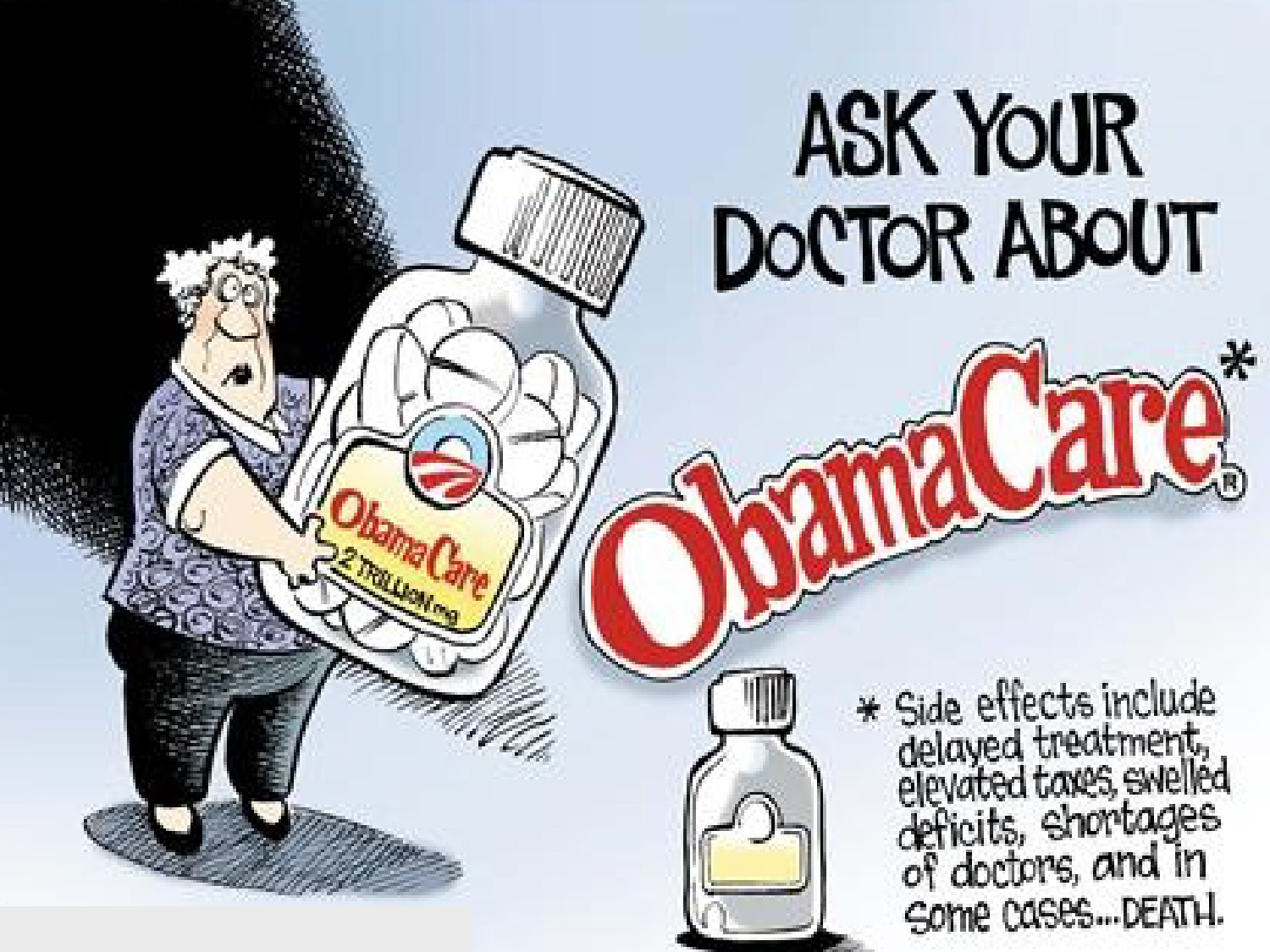 Obama care side effects 1a