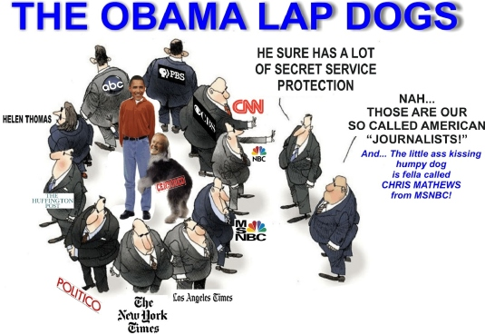 Obama lapdogs 1